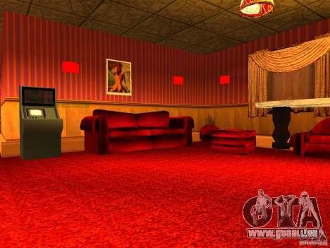 Bordel Cj v1.0 pour GTA San Andreas cinquième écran