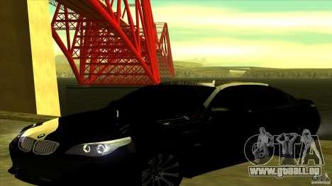 ENBSeries 0.75c pour GTA San Andreas troisième écran