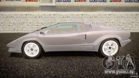 Lamborghini Countach pour GTA 4 est une gauche