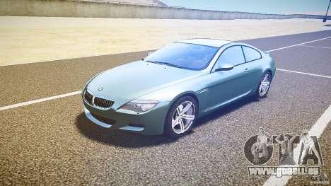 BMW M6 v1.0 für GTA 4 linke Ansicht