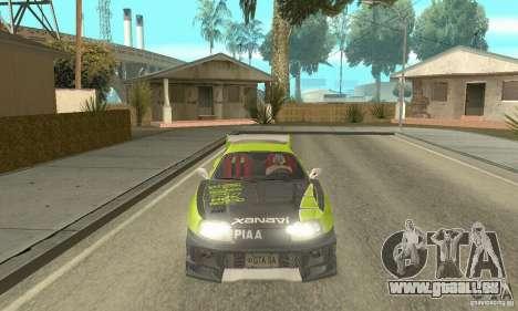 Toyota Supra Tunable 2 pour GTA San Andreas