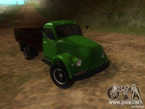 GAZ-63 für GTA San Andreas