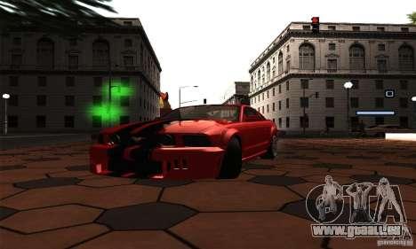 ENB Series 2013 HD by MR pour GTA San Andreas quatrième écran