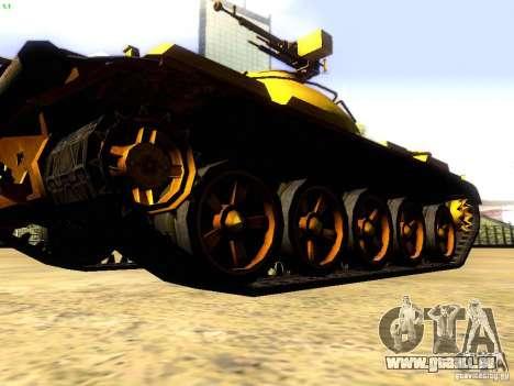 Type 59 v1 pour GTA San Andreas vue de droite