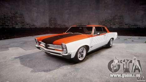 Pontiac GTO 1965 v3.0 pour GTA 4