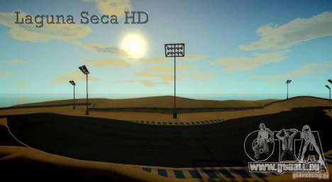 Laguna Seca [HD] Retexture für GTA 4