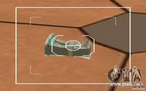 Nouvelle monnaie biélorusse pour GTA San Andreas