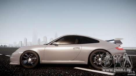 Porsche GT3 997 für GTA 4 hinten links Ansicht