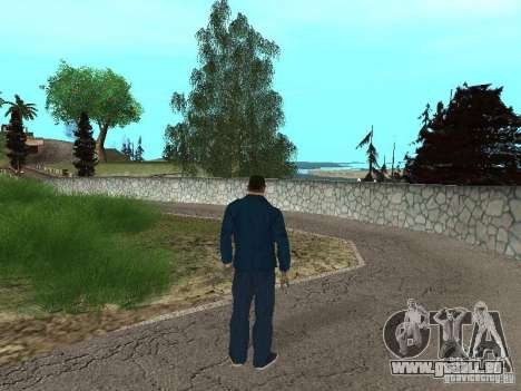 CJ Mafia Skin pour GTA San Andreas sixième écran