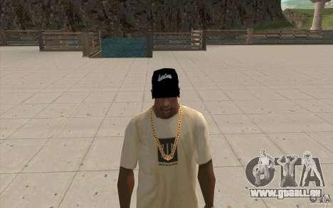 Cap coe pour GTA San Andreas deuxième écran
