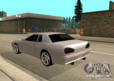 Elegy MIX v2 pour GTA San Andreas laissé vue