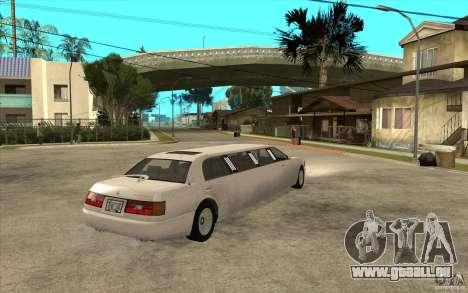 Stretch - GTA IV pour GTA San Andreas vue de droite