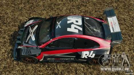 Colin McRae R4 Rallycross für GTA 4 rechte Ansicht