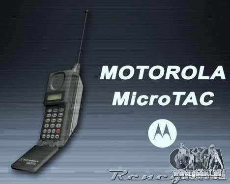 Motorola MicroTAC pour GTA San Andreas