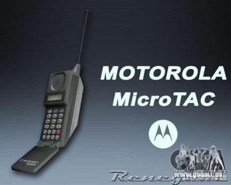 Motorola MicroTAC für GTA San Andreas