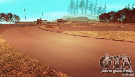 The Ebisu South Circuit pour GTA San Andreas septième écran