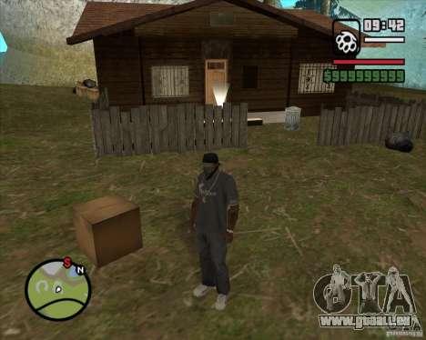 Haus Jäger v2. 0 für GTA San Andreas dritten Screenshot