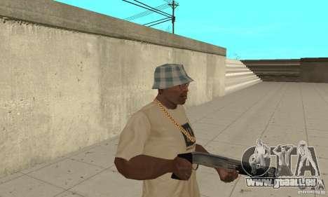 Forces spéciales américaines fusil de chasse pour GTA San Andreas deuxième écran