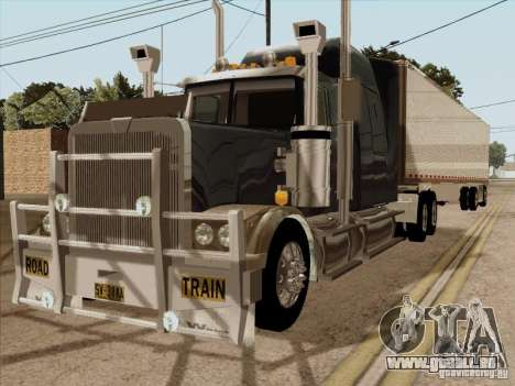 Western Star 4900 Aust für GTA San Andreas