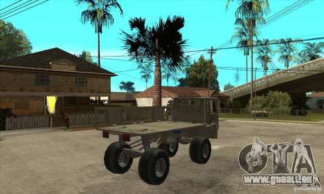 Fast Five Sand King für GTA San Andreas rechten Ansicht