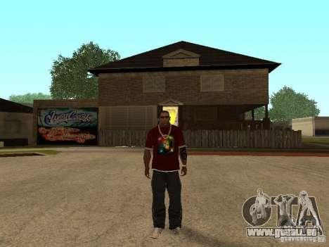 Mike Windows pour GTA San Andreas sixième écran