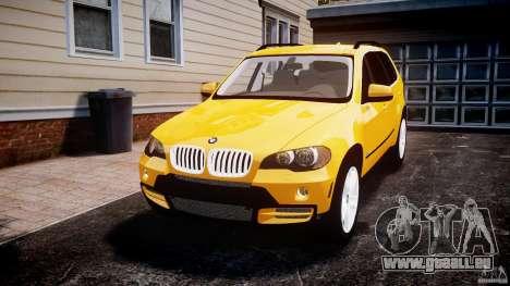 BMW X5 E70 v1.0 pour GTA 4