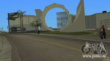 Sunshine Stunt Set für GTA Vice City Screenshot her