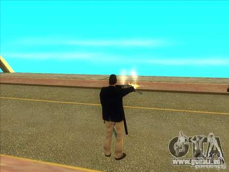 Sony Forelle für GTA San Andreas zweiten Screenshot