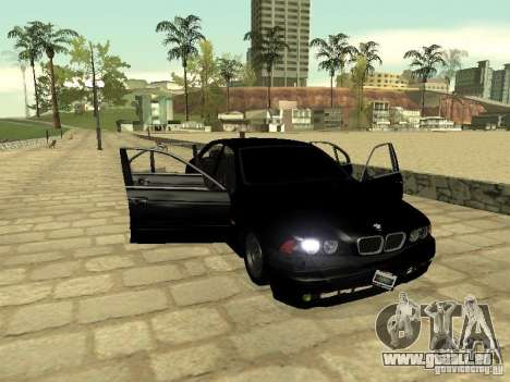 BMW M5 pour GTA San Andreas