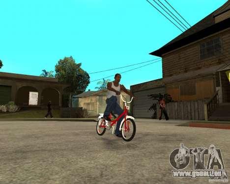 Tair GTA SA Rad Rad für GTA San Andreas rechten Ansicht