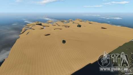 Wüste Gobi für GTA 4