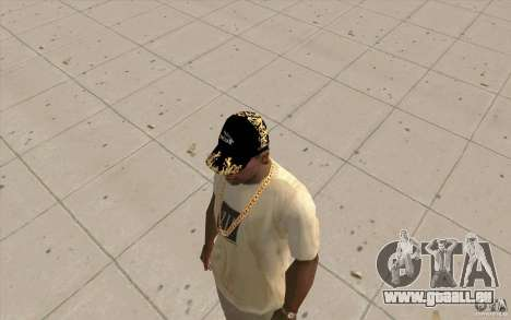 GAP-jaguar für GTA San Andreas
