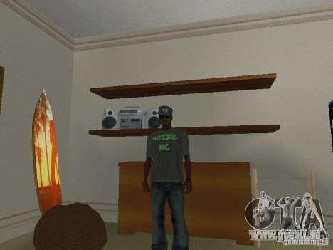 Noize Mc Tee für GTA San Andreas
