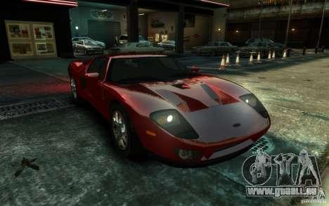Ford GT für GTA 4