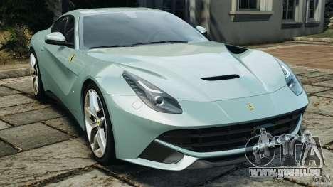 Ferrari F12 Berlinetta 2013 [EPM] pour GTA 4