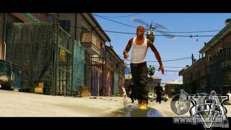 GTA 5 LoadScreens pour GTA San Andreas douzième écran