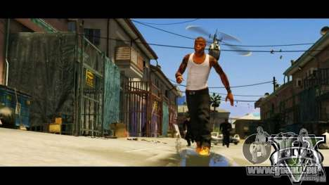 GTA 5 LoadScreens für GTA San Andreas zwölften Screenshot