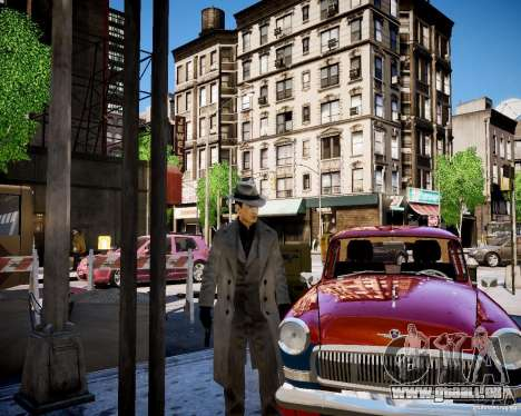 Vito Scaletta pour GTA 4 cinquième écran