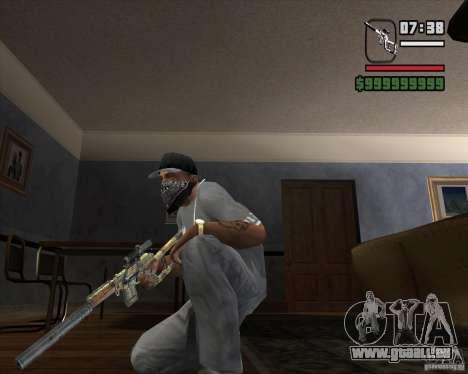 VSK74 für GTA San Andreas
