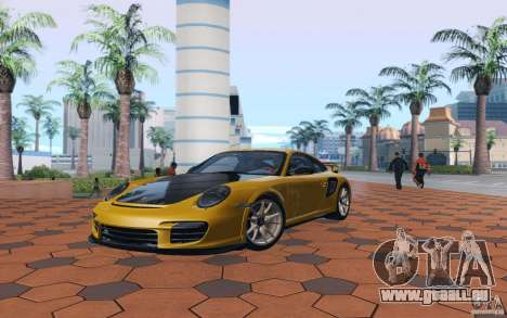 Advanced Graphic Mod 1.0 pour GTA San Andreas deuxième écran