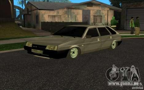 VAZ-2109 pour GTA San Andreas