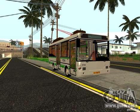 GROOVE MTRZ 3237 für GTA San Andreas