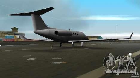 Shamal Plane für GTA Vice City rechten Ansicht