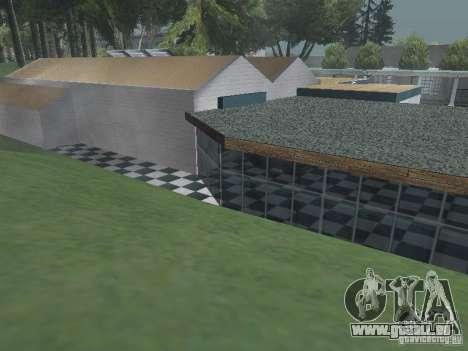New Doherty für GTA San Andreas fünften Screenshot
