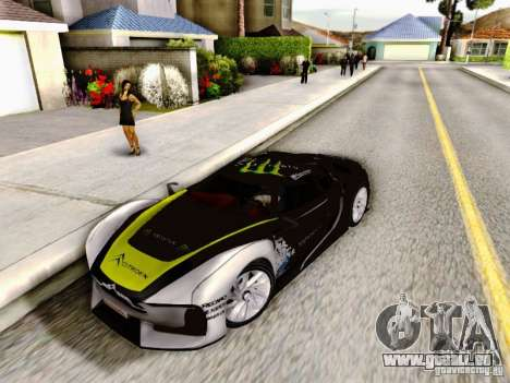 Citroen GT Gymkhana pour GTA San Andreas