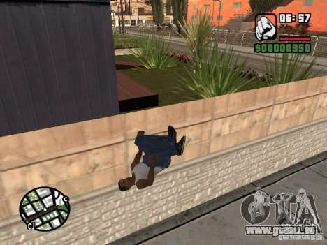 PARKoUR für GTA San Andreas siebten Screenshot