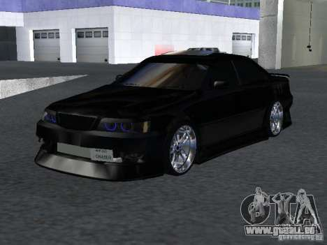Toyota Chaser JZX 100 Tunable pour GTA San Andreas