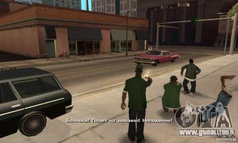 Crack für Steam-Version von GTA San Andreas für GTA San Andreas achten Screenshot