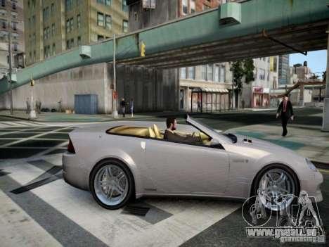 Feltzer BR-12 für GTA 4 rechte Ansicht