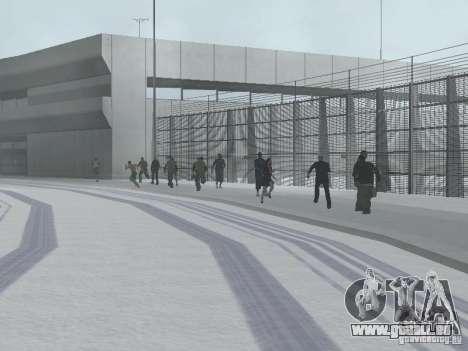 Augmenter le trafic pour GTA San Andreas deuxième écran